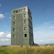 Beste Aussichten vom Aussichtsturm auf dem Großen Inselsberg