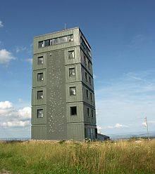 Aussichtsturm-Inselsberg