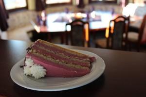 Waldbeeren-Torte