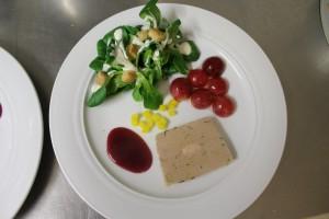 Menü in Bildern - Vorspeise