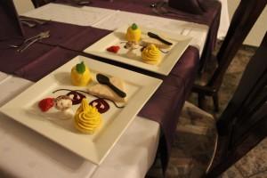 Menü in Bildern - Dessert2